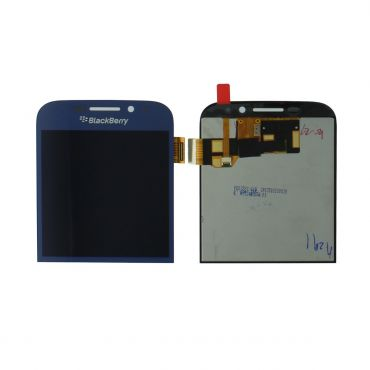 Blackberry Q20 LCD Replacement Blue OEM