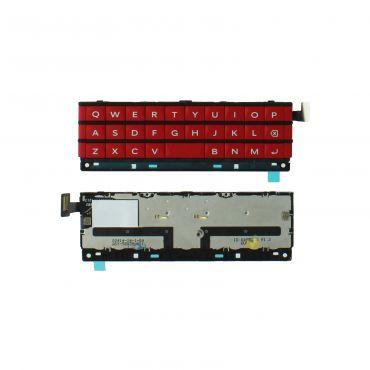 Blackberry Q30 Passport Keyboard Replacement Red OEM