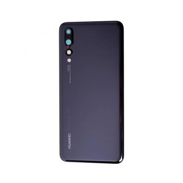 Huawei P20 Pro Black Battery Cover - 02351WRR