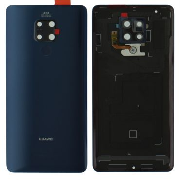 Huawei Mate 20 X Midnight Blue Battery Cover - 02352GGX