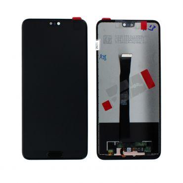 Huawei P20 Black LCD Screen & Digitizer - 02351WKF