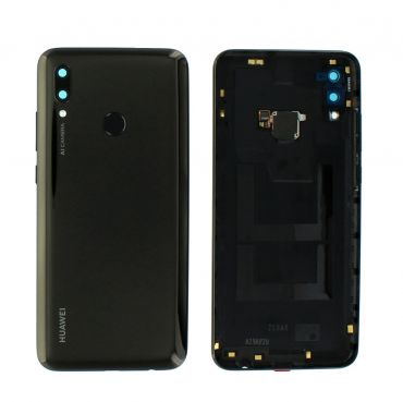 Huawei P Smart 2019 Black Rear / Battery Cover - 02352HTS