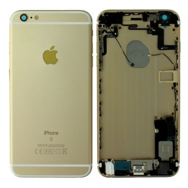 Apple iPhone 6S Plus Rear Housing With Components - Gold