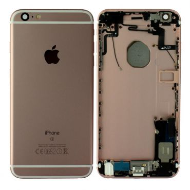 Apple iPhone 6S Plus Rear Housing With Components - Rose Gold