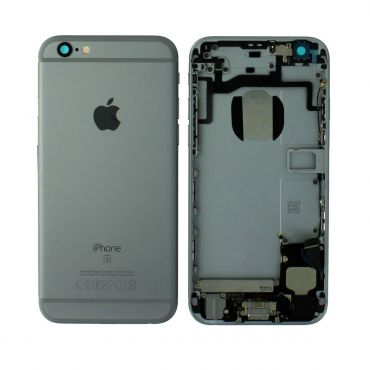 Apple iPhone 6S Rear Housing With Components - Space Grey