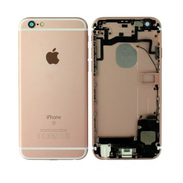 Apple iPhone 6S Rear Housing With Components - Rose Gold