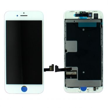 iPhone 8 Genuine LCD Replacement - Original Assembly White