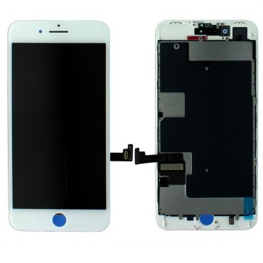 iPhone 8 Plus Genuine LCD Replacement - Original Assembly White