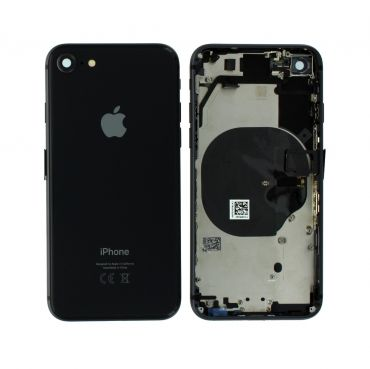 Apple iPhone 8 Rear Housing With Components - Space Grey