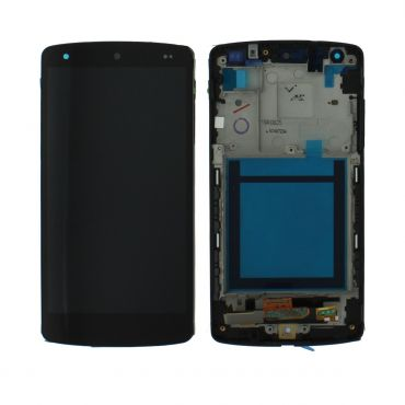 LG Nexus 5 D821 Black LCD Screen & Digitizer - ACQ86661402