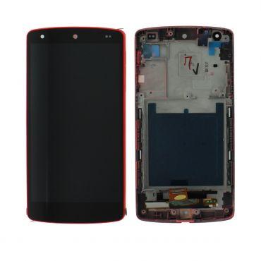 LG Nexus 5 D820 D821 Red LCD Screen & Digitizer - ACQ86661403