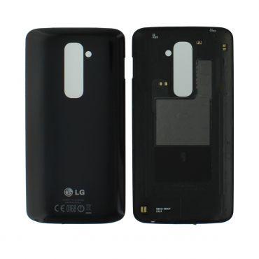 LG G2 D800, D802 Black Battery Cover - ACQ86750901