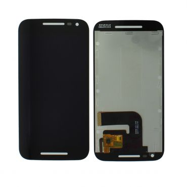 Motorola Moto G (2015), G3 LCD and Digitizer Assembly in Black