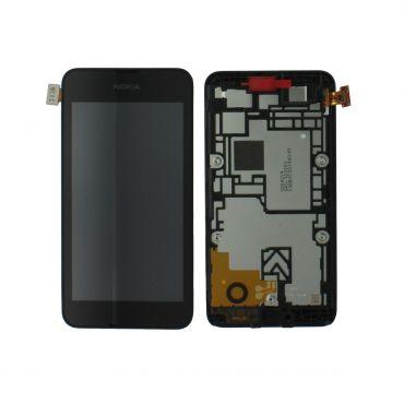Nokia Lumia 530 LCD & Touch Screen  - Black 00812S6