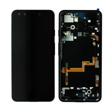 Google Pixel 3 LCD Display / Touch - Just Black 20GB1BW0S03
