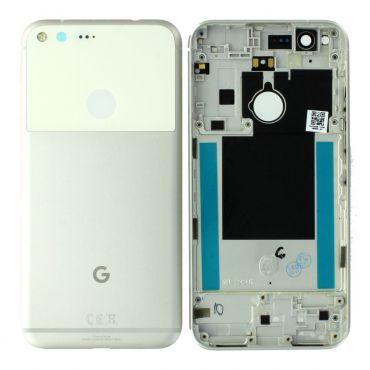 Google Pixel XL Rear Housing - Very Silver