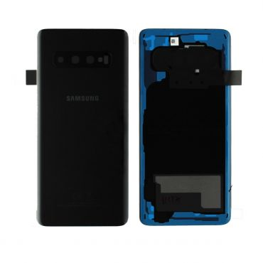 Samsung SM-G973 Galaxy S10 Battery Cover - Prism Black GH82-18378A