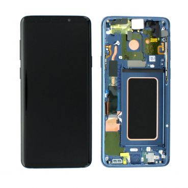 SAMSUNG S9 PLUS G965F LCD assembly Blue GH97-21691D