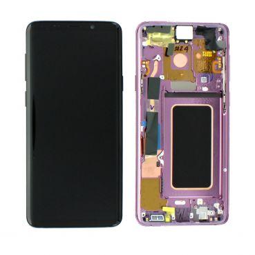 Samsung SM-G965F Galaxy S9+ LCD / Touch - Purple GH97-21691B