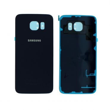 Samsung SM-G920 Galaxy S6 Battery Cover - Black GH82-09825A