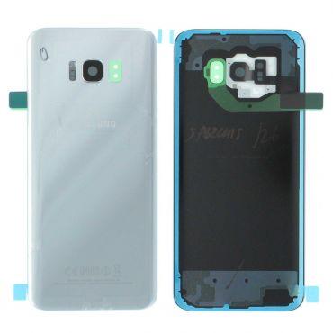 Samsung SM-G955 Galaxy S8+ Battery Cover - Silver GH82-14015B