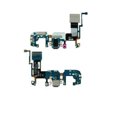 Samsung SM-G955 Galaxy S8+ USB Charging Port & Microphone Flex GH97-20394A