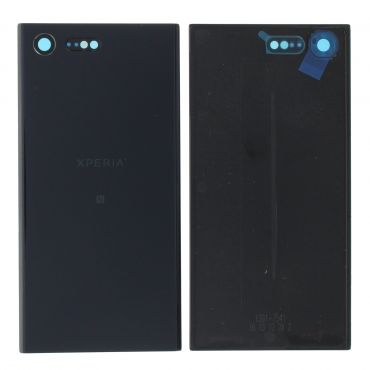 Sony Xperia X Compact F5321 Black Rear / Battery Cover - 1301-7541