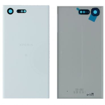 Sony Xperia X Compact F5321 White Rear / Battery Cover - 1301-8363