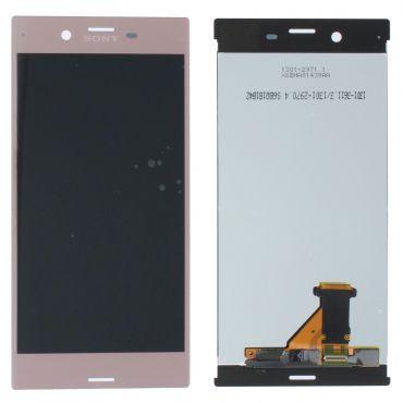 Sony Xperia XZ Pink LCD Screen & Digitizer - 1304-9087