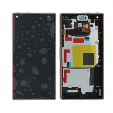 Sony Xperia Z5 Compact Coral LCD Screen & Digitizer - 1297-3734