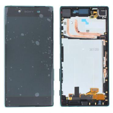 Sony Xperia Z5 Green LCD Screen & Digitizer - 1296-1896