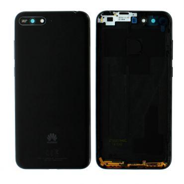 Huawei Y6 2018 ATU-L21 Black Rear / Battery Cover - 97070TXT